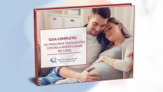 E-book | As 7 Doenças Que Causam a Infertilidade no Homem e na Mulher | Dr. Augusto Bussab